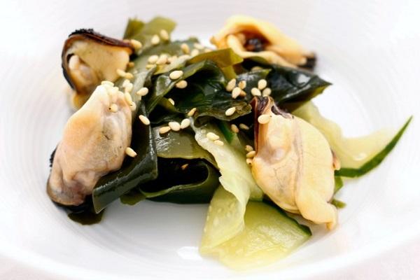ensalada-algas-mejillones-pepino-king-john
